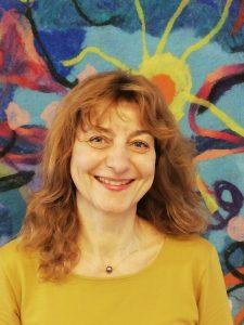 Rektorin Frau Wedekind
